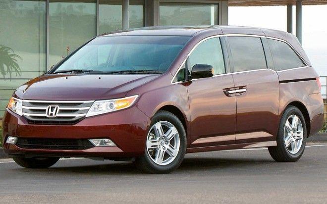 Минивэн Honda Odyssey