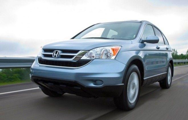 Кроссовер Honda CRV