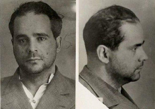 Владимир Киршон снимки из следственного дела 1937 год