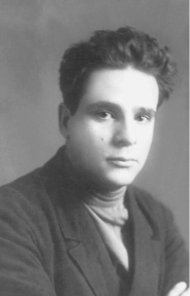 Молодой поэт Владимир Киршон