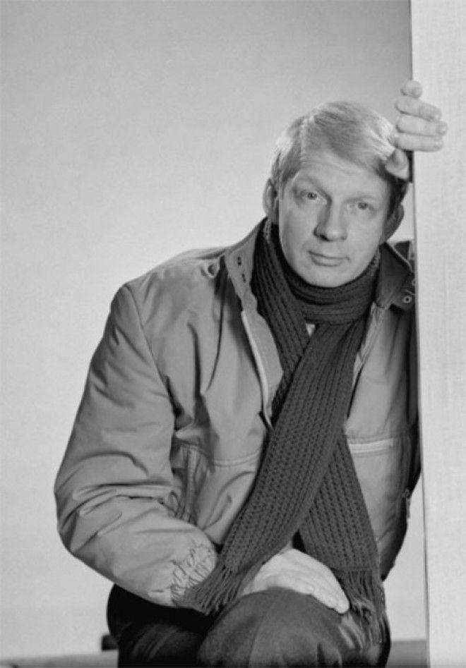 Советский и российский актёр народный артист Российской Федерации