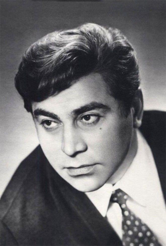 Более 128 ролей насчитывается у советского актёра театра и кино