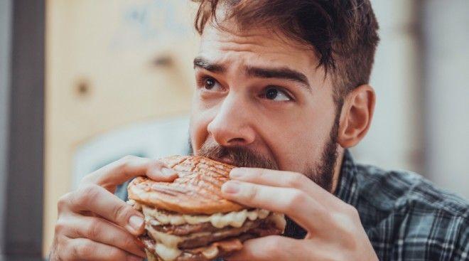 BМужская диета опасная еда которая убивает ваше либидо