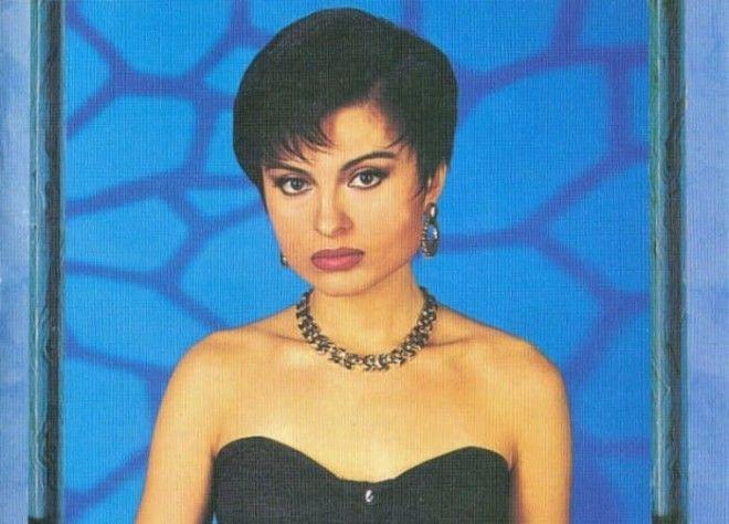 Популярная в 1990х гг певица Светлана Владимирская Фото discogscom