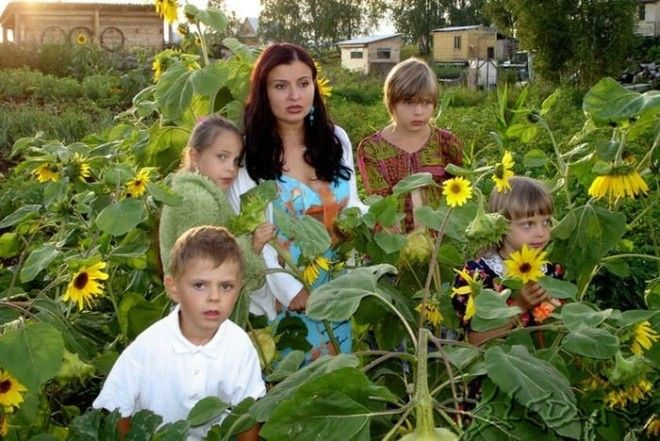 Певица с детьми Фото womanru
