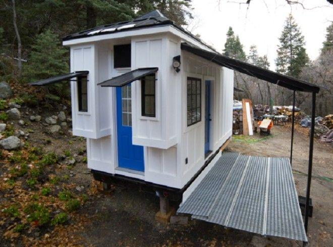 Дом который был построен за 3 месяца