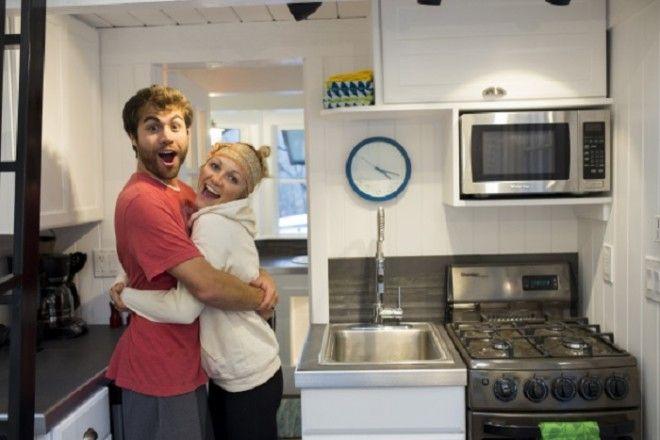 Сара и Патрик решили построить дом за три месяца