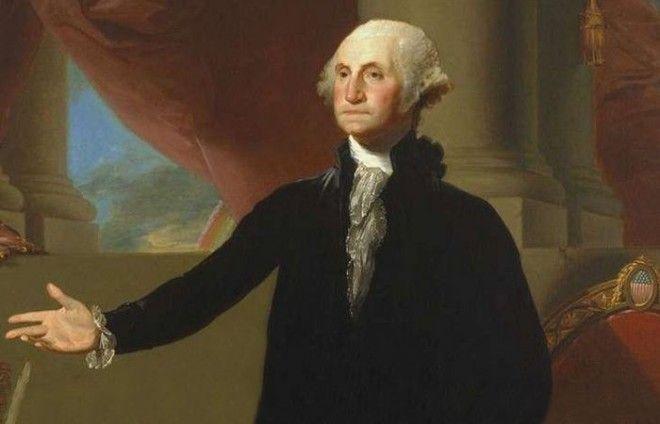 Сторонник вакцинации Джордж Вашингтон