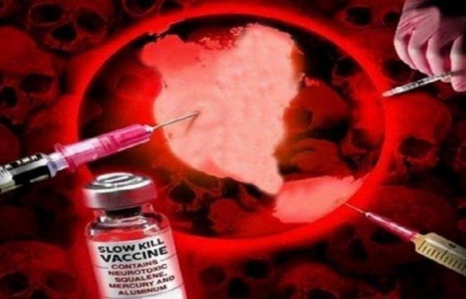 Аденовирусная вакцина в США