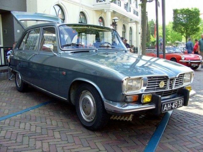 Примерно такой Renault и был