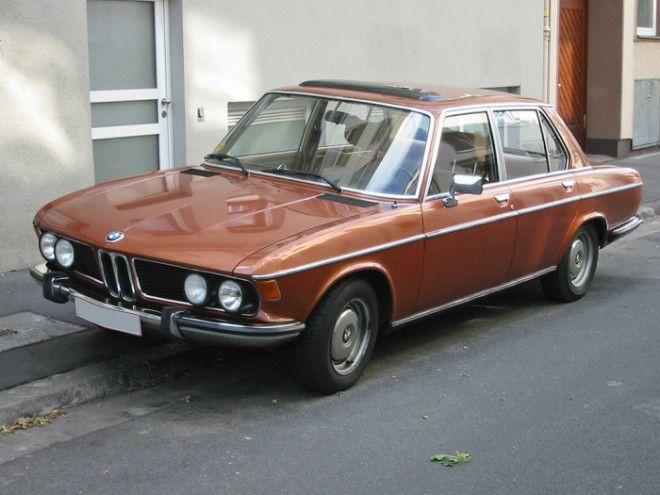 Высоцкий любил BMW 2500v SST