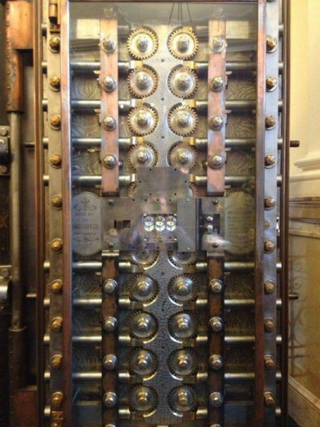 Безопасность в 1800 году