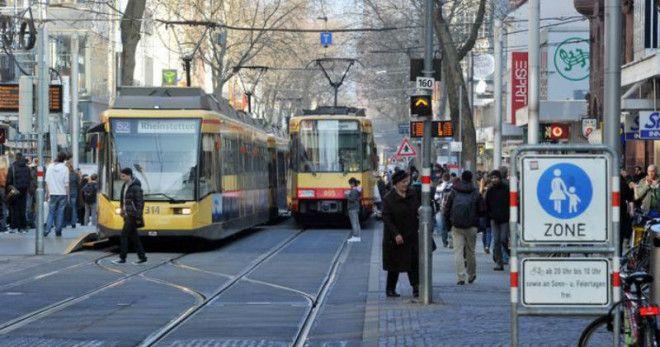 Общественный транспорт в Германии станет бесплатным?