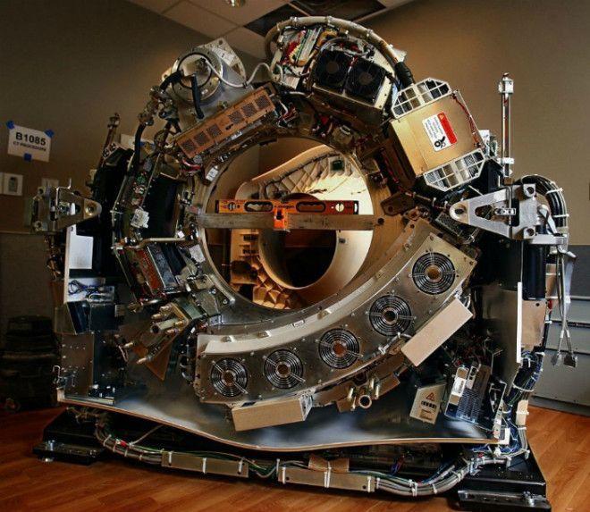 Начинка томографа