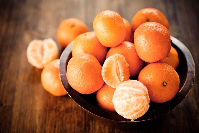 Что полезного в мандаринах