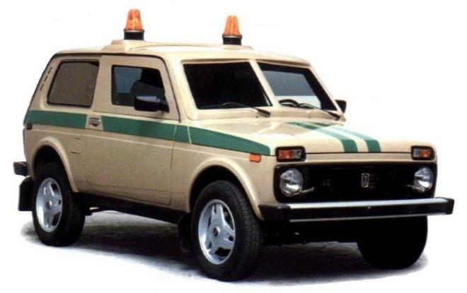 Специальный автомобиль ВАЗ 212182 Форс