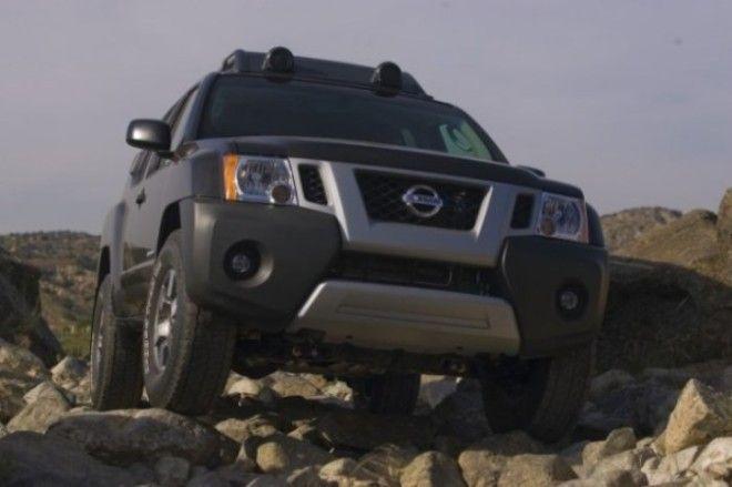Автомобиль Nissan Xterra PRO4X достоин внимания