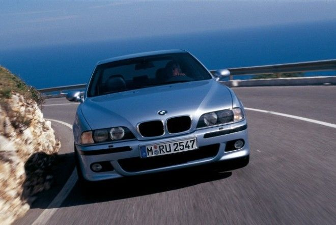 Четвертое поколение BMW 5 Series в кузове E39 Фото bmwblogcom