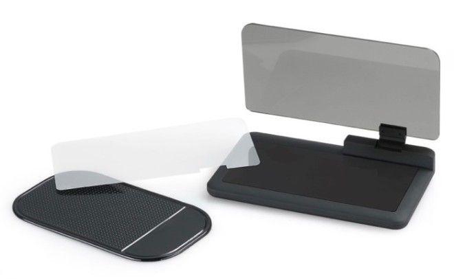 Проекционный экран для смартфона
