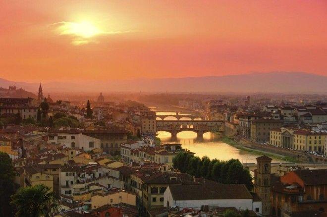 25 городов которые должен посетить каждый