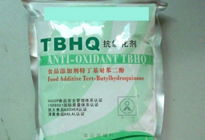 Третбутилгидрохинон консервант который в избытке содержится в лапше быстрого приготовления