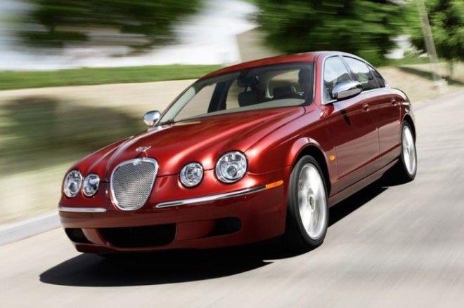 Jaguar SType очень ненадёжный британец