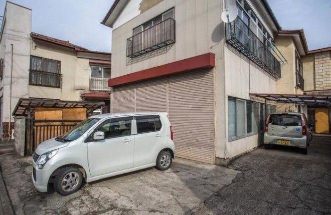 С парковкой в Японии все хуже чем гделибо