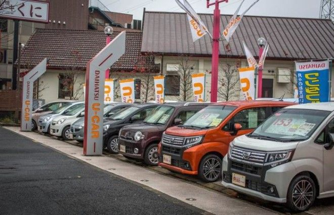 Цены на поддержанные авто не сильно отличаются