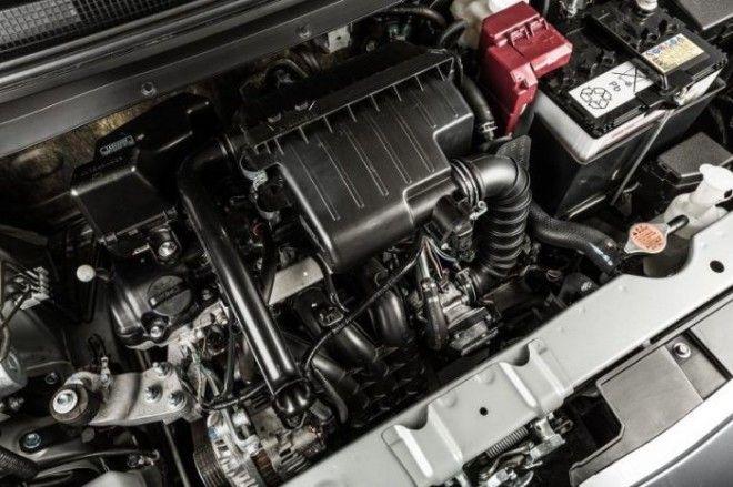 3цилиндровый двигатель Mitsubishi Mirage ES 2015 года