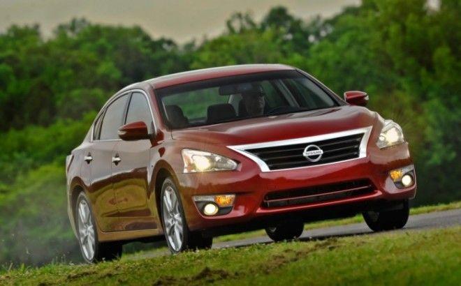 Nissan Altima комфорт и надёжность