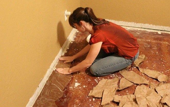 Домохозяйка нашла эффективный способ сэкономить на ремонте
