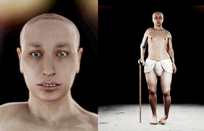 Реконструкция внешности Тутанхамона показывает явное вырождение изза инцеста