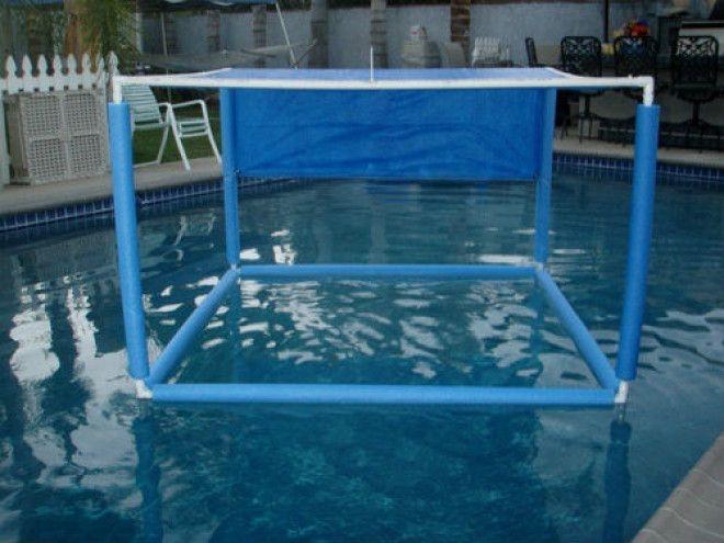 Загар в воде самый лучший и эффективный Но тенёк тоже важен