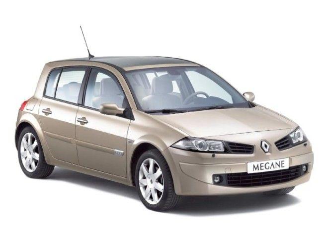 Renault Megane компактный стильный и ненадёжный
