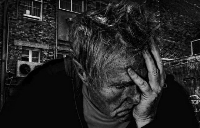 Месяц без душа появятся психологические проблемы