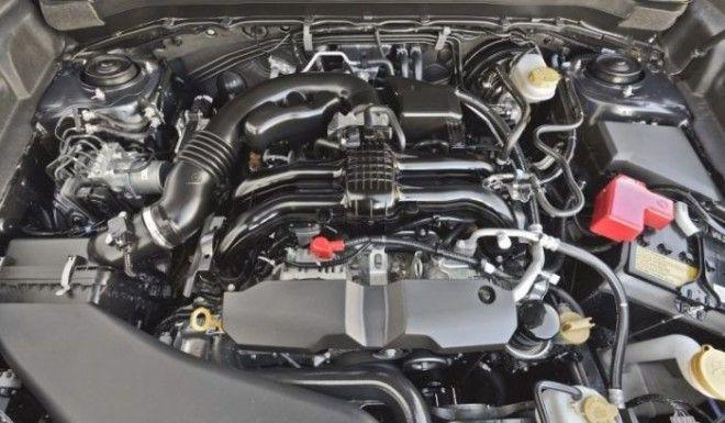 25литровый двигатель Subaru Forester 2014 года