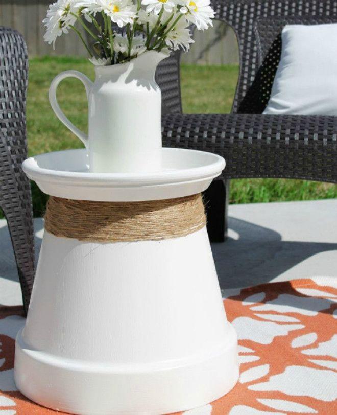 Легкий кофейный столик