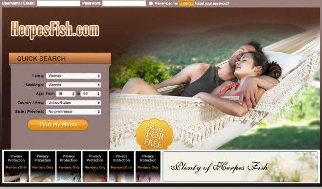 есть зависимость на сайте знакомств