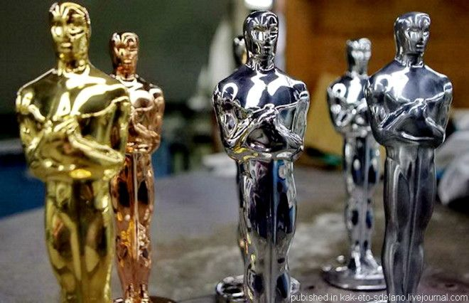 Как делают знаменитые статуэтки