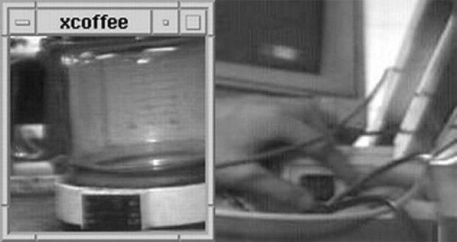Первая веб-камера в мире была сделана для приготовления кофе