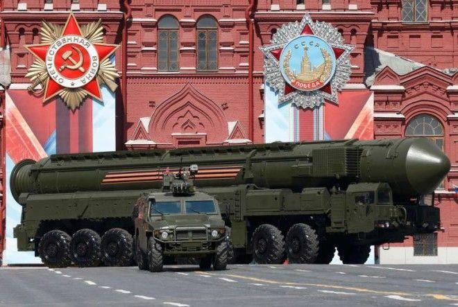 Ядерные державы мира