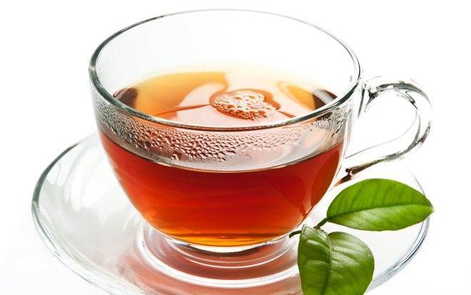 Любопытное о чае