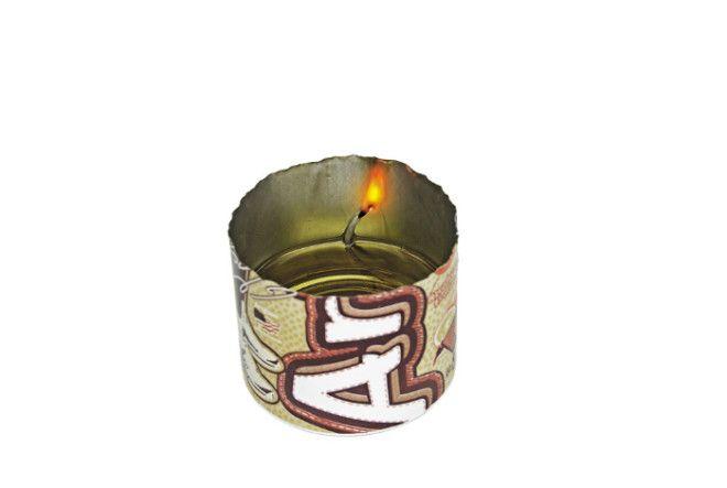 Фитиль для самодельной свечи