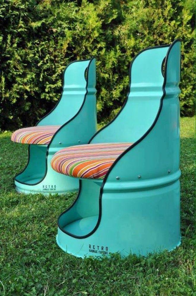 Потрясающие стулья