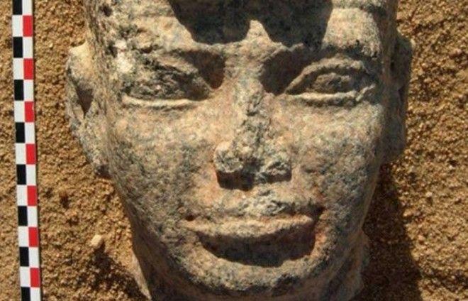 Древний Египет лицо Аспелта