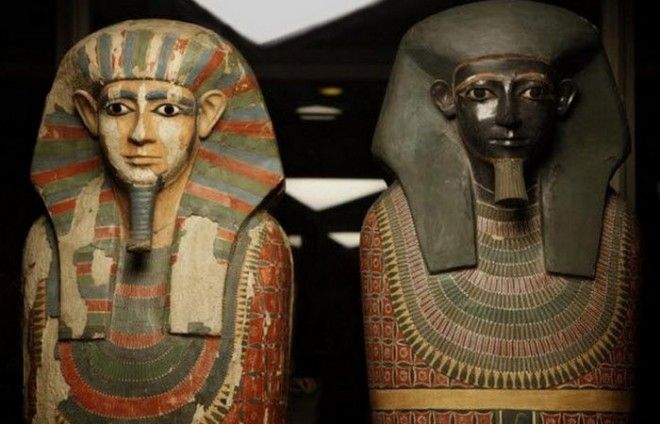 Древний Египет сыновья ХнумАа
