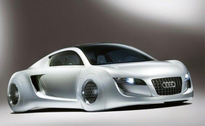 Немецкая Audi RSQ была создана для фильма