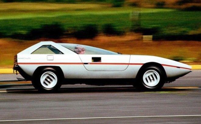 Alfa Romeo Caimano создан легендарным мастером дизайна