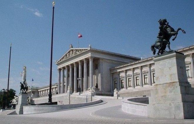 Гостеприимная Австрия