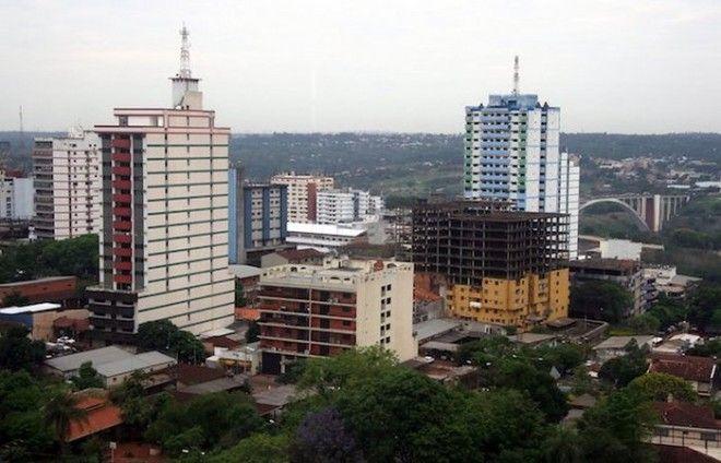 Гостеприимный Парагвай